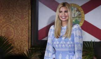 Ivanka Trump gönnt sich aktuell eine Auszeit im sonnigen Miami. (Foto)