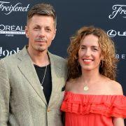 """Multitalent! """"The Voice""""-Coach entwirft Mode mit seiner Frau (Foto)"""