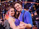 """Christina Luft und Luca Hänni: Sie lernten sich 2020 bei """"Let's Dance"""" kennen. (Foto)"""