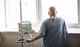 Ärzte wiesen einen Krebs-Patienten nach einer Fehldiagnose ab. (Foto)