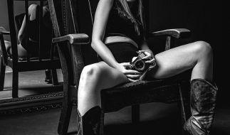 Eine New Yorker Fotografin begeistert mit Aufnahmen einer Vagina-Kamera. (Symbolbild) (Foto)