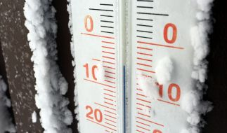 Der Deutsche Wetterdienst (DWD) sagt mäßigen Frost voraus, bevor das Wetter in der zweiten März-Woche umschwingt. (Foto)