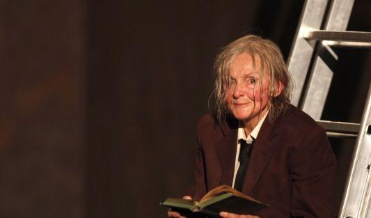 Katharina Matz, Schauspielerin (11.06.1930 Haindorf - 03.3.2021) (Foto)