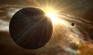 Wissenschaftler haben einen erdähnlichen Planeten gefunden. (Foto)