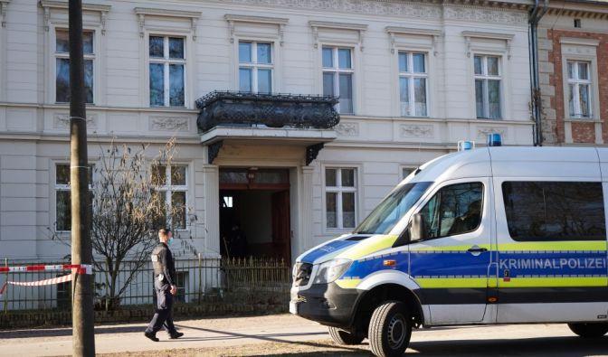 Attacke in Templin (Brandenburg)