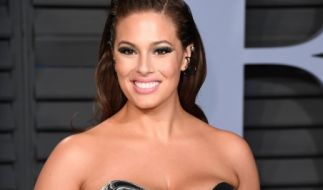 Bei Model Ashley Graham ist Waschtag. (Foto)