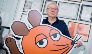 """Armin Maiwald erklärt seit Jahren in """"Der Sendung mit der Maus"""" Kindern die Welt. (Foto)"""