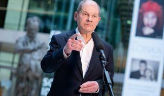 Vizekanzler Scholz fordert mehr Anstrengungen beim Impfen (Foto)