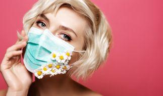Coronavirus und Heuschnupfen - was bedeutet die Maskenpflicht für Allergiker? (Foto)