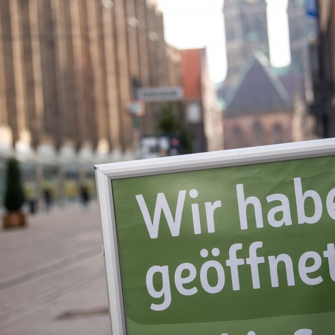 Geschäfte, Kosmetik, Schule! Was in den Bundesländern heute wieder öffnet (Foto)