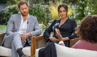 Astrologin warnt, dass das Interview die Ehe von Meghan Markle und Prinz Harry belasten könnte. (Foto)