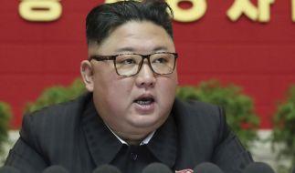Kim Jong-un könnte neue Atomraketen testen. (Foto)