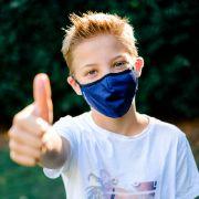 In Drogerie erhältlich! DIESE Stoffmaske zerstört das Coronavirus (Foto)