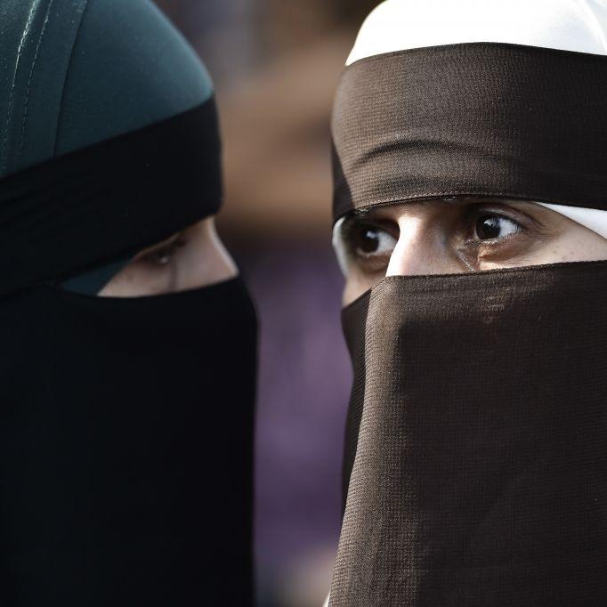 Gezielte Hetze gegen Muslime! Neues Burka-Verbot schockiert (Foto)