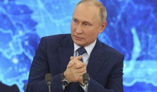 Hat Wladimir Putin eine geheime Tochter? (Foto)