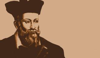 Nostradamus' Verse werden von Verschwörungstheoretikern gern interpretiert. (Foto)