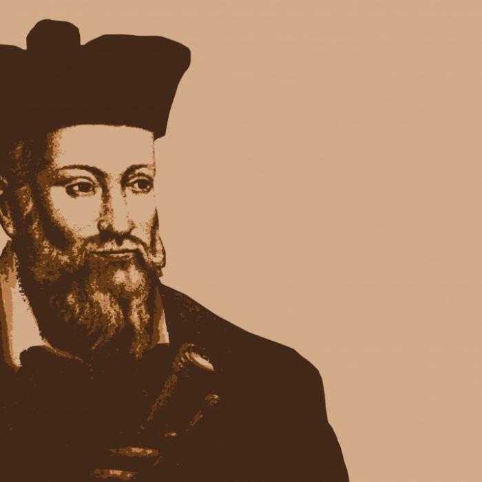 Fallender Adler! Nostradamus warnte vor dem neuen Präsidenten (Foto)