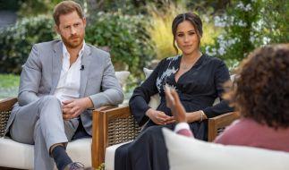 Nach dem TV-Interview von Prinz Harry und Meghan: So hat es die Beliebtheit einzelner Royals verändert. (Foto)