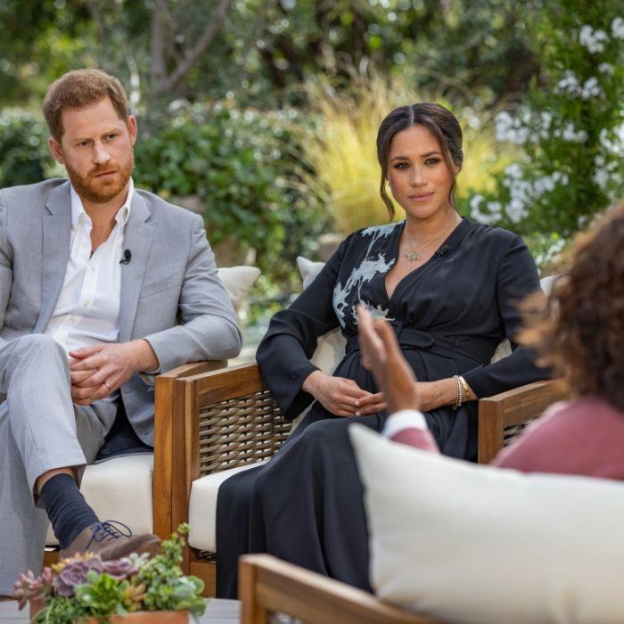 So wirkt sich das Interview von Prinz Harry und Meghan aus (Foto)