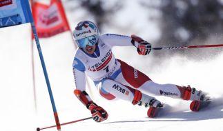 Die alpinen Ski-Damen gastieren aktuell in Lenzerheide (Schweiz). (Foto)
