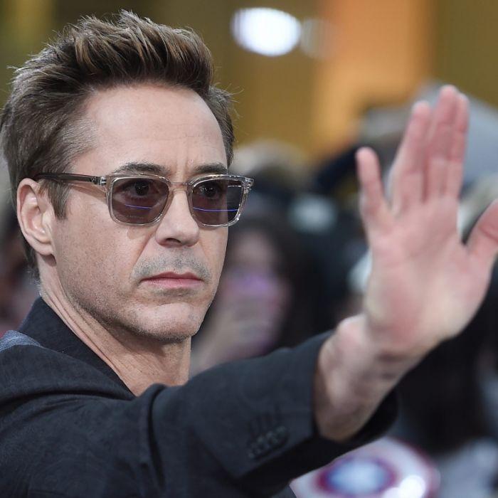 Kehrt er doch noch einmal als Iron Man zurück? (Foto)