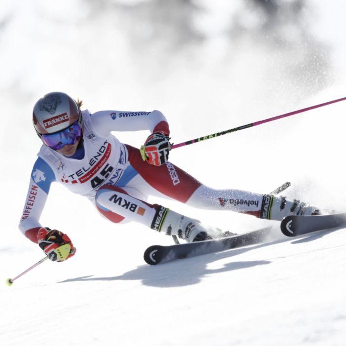 Neuseeländerin Robinson gewinnt Riesenslalom bei Weltcup-Finale (Foto)