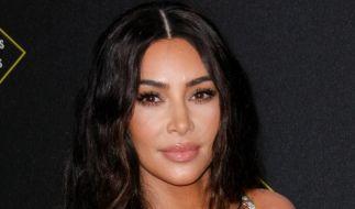 Wie Kim Kardashian früher aussah, zeigte sie selbst bei Instagram. (Foto)