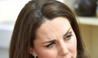 Kate Middleton wurde nach dem Interview von Meghan Markle und Prinz Harry mit versteinerter Miene gesehen. (Foto)