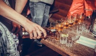 In den USA hat sich ein Student bei einem Aufnahmeritual zu Tode getrunken. (Foto)