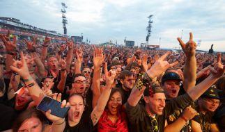 Festival-Fans schauen auch dieses Jahr in die Röhre. (Foto)