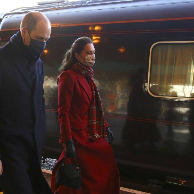 Kate Middleton geschockt! Mit dieserMarquise wurde ihm eine Affäre unterstellt (Foto)