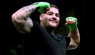 Kämpft sich Andy Ruiz Jr. gegen Deontay Wilder wieder nach oben? (Foto)