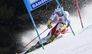Das Ski alpin Weltcup Finale der Herren findet in diesem Jahr in der Schweiz statt. (Foto)