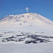 Irre Theorie! Vulkan-Explosion unter Eis könnte Erde fluten (Foto)