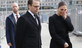 Prinz Daniel von Schweden sprach in einem bewegenden Statement über sein Leiden. (Foto)