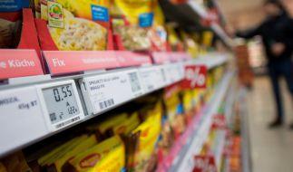 Rewe könnte bald beliebte Marken aus dem Sortiment nehmen. (Symbolfoto) (Foto)
