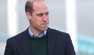 """Prinz William sagte deutlich: """"Wir sind keine rassistische Familie"""". (Foto)"""