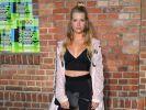Lottie Moss - die Schwester von Kate Moss - versetzte ihre Fans in Reizwäsche in Wallung (Foto)
