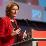 Prognosen: SPD gewinnt deutlich, Koalition mit CDU ausgeschlossen (Foto)
