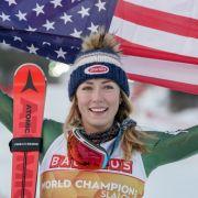 Da schmilzt die Loipe! Die heißesten Fotos der Ski-Heldin (Foto)