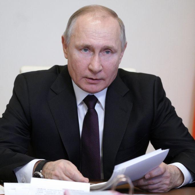 Im Falle eines 3. Weltkrieges: DESHALB würde Putin das Albtraum-Szenario gewinnen (Foto)