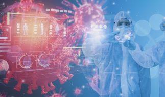 Chinesische Wissenschaftler entdeckten ein Sars-CoV-2-ähliches Virus. (Foto)