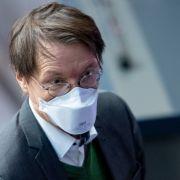 Arme schneller impfen! Lauterbach warnt vor resistenten Mutationen (Foto)