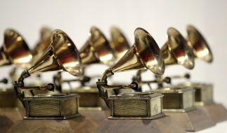 Die Grammy Awards wurden 2021 zum 63. Mal verliehen. (Foto)