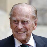 Nachrichtensperre? Royals-Fans in Sorge um den Herzog von Edinburgh (Foto)