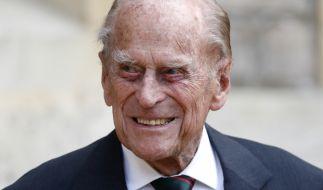 Prinz Philip liegt seit mittlerweile fast einem Monat im Krankenhaus. (Foto)
