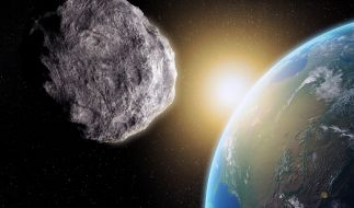 In wenigen Tagen kommt ein Asteroid der Erde näher als der Mond. (Foto)