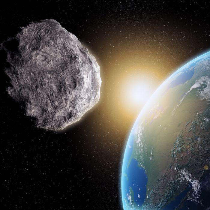 Näher als der Mond! 37-Meter-Brocken rast knapp an uns vorbei (Foto)