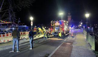 Ein Frau wurde tot im Hafenbecken in Leer gefunden. (Foto)