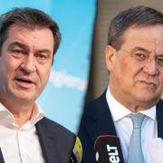 CDU völlig abgestürzt! Wer wird Kanzlerkandidat der Union? (Foto)